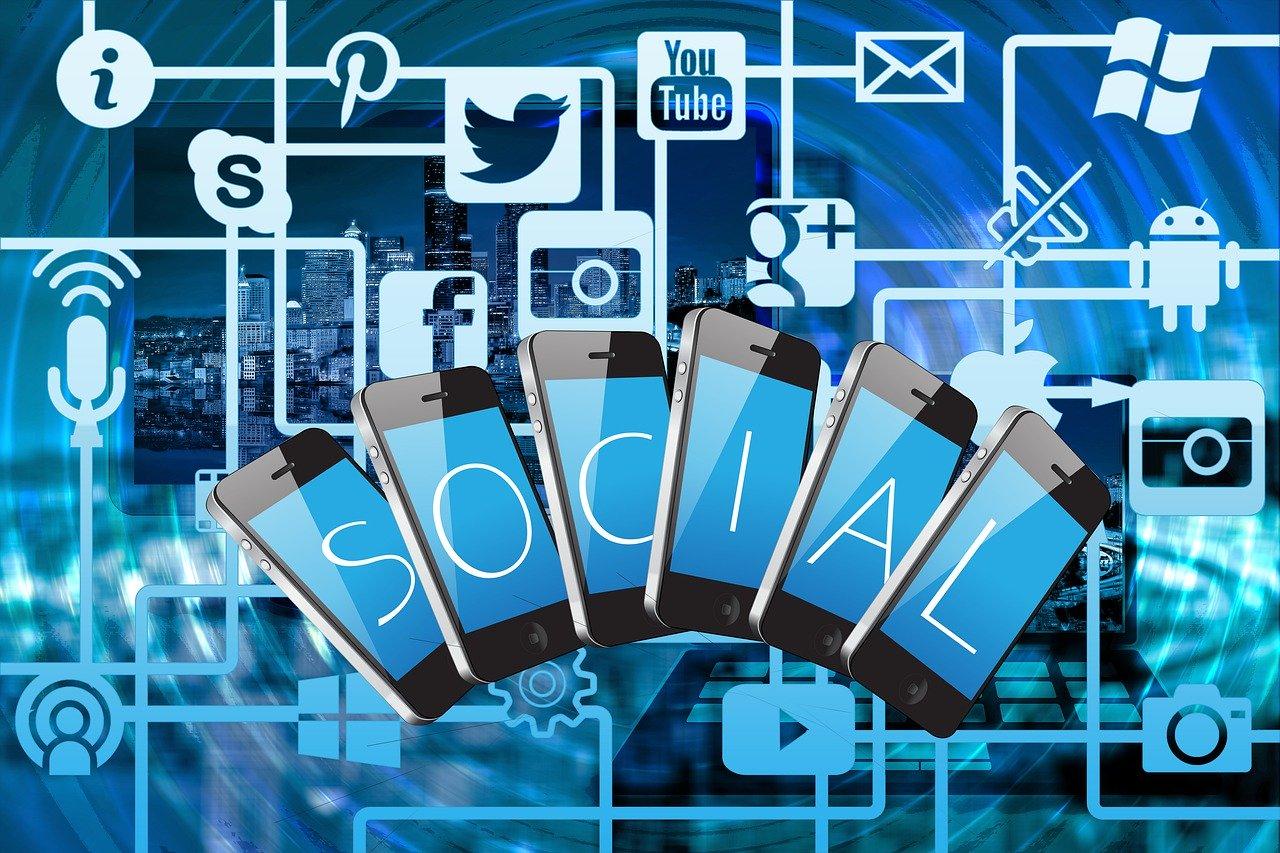顶级社交媒体应用程序列表2020