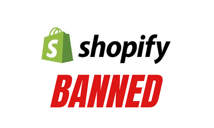 Shopify 店铺被封原因与防范及如何解封办法